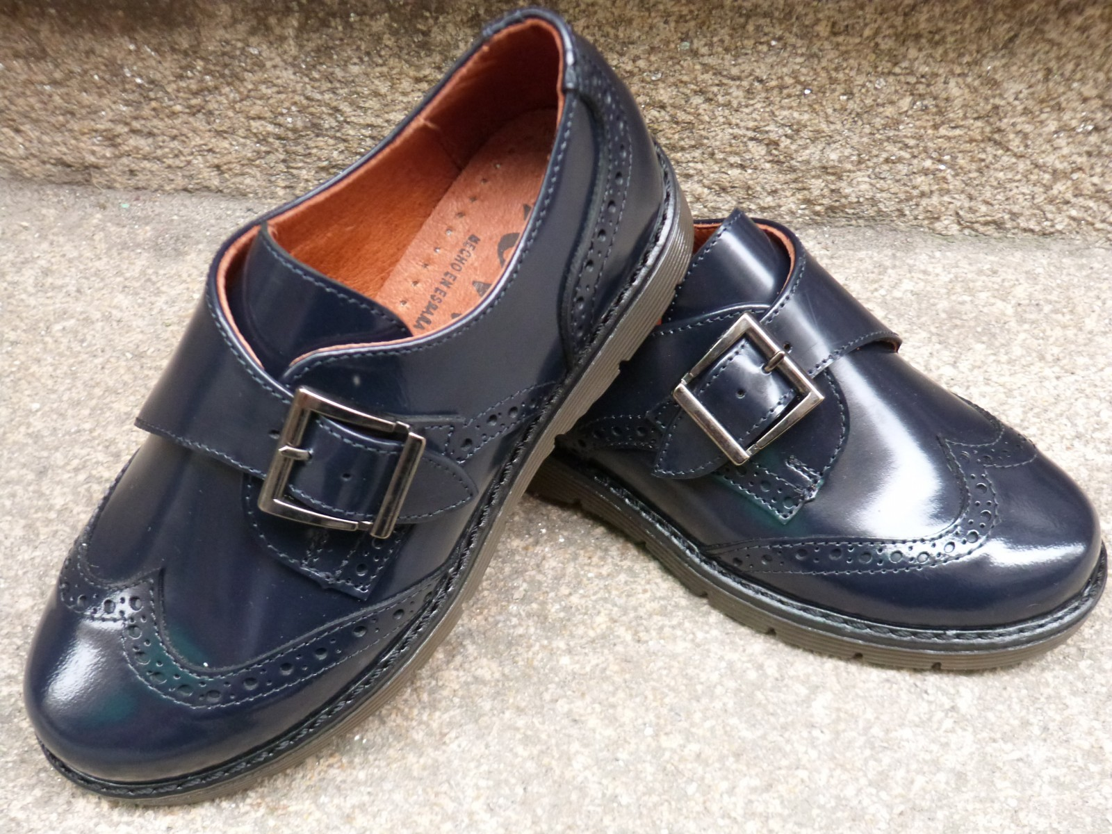 calzado infantil y juvenil piel niña