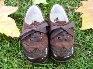 zapatos cerrados niña niño