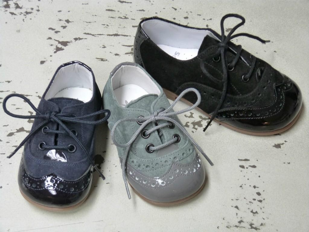 blucher landos calzado infantil