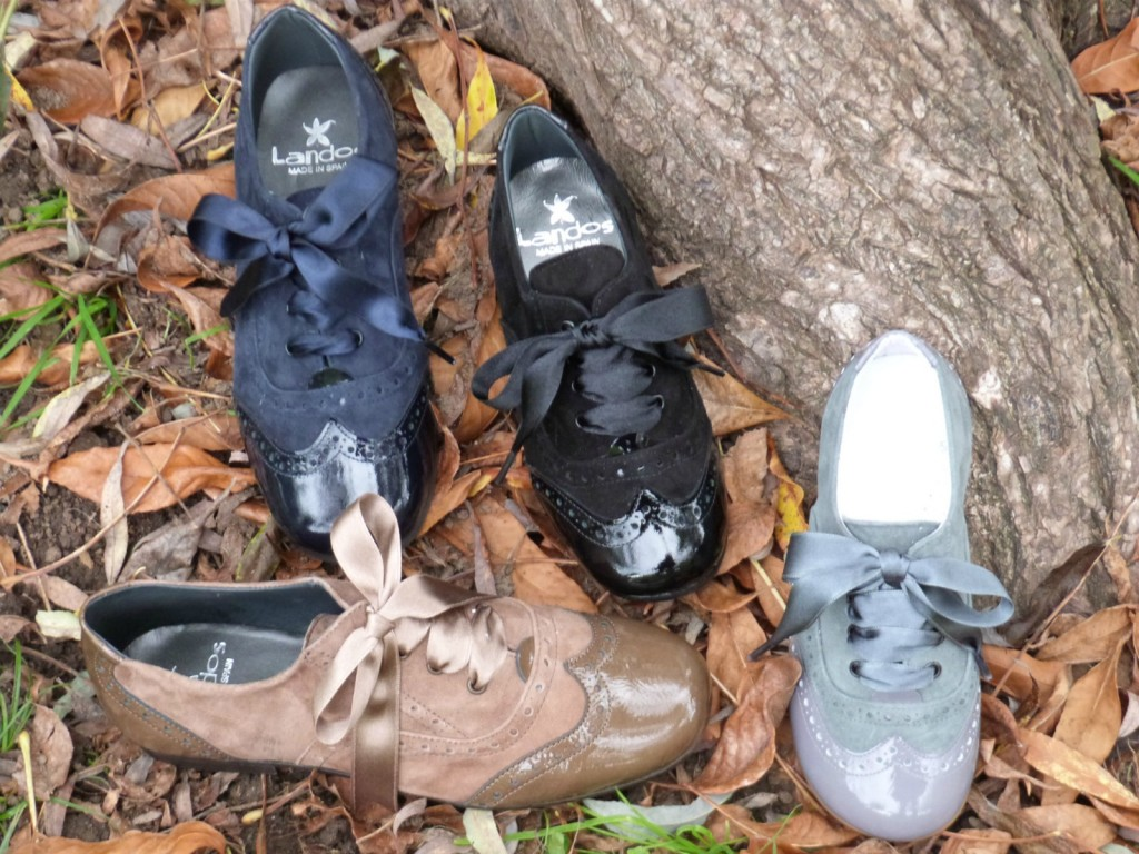 calzado juvenil blucher