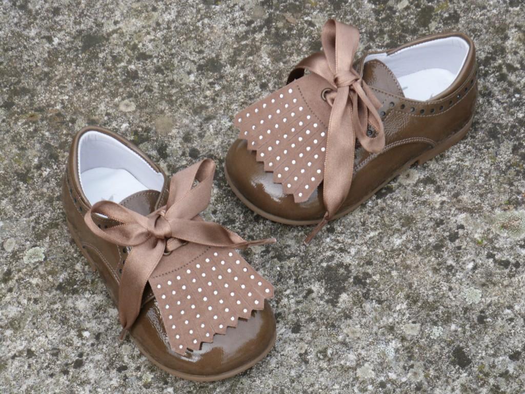 calzado infantil blucher niña