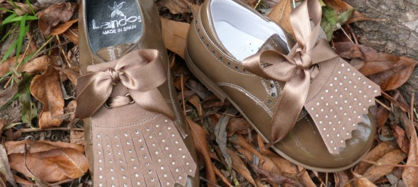 blucher niña calzado infantil