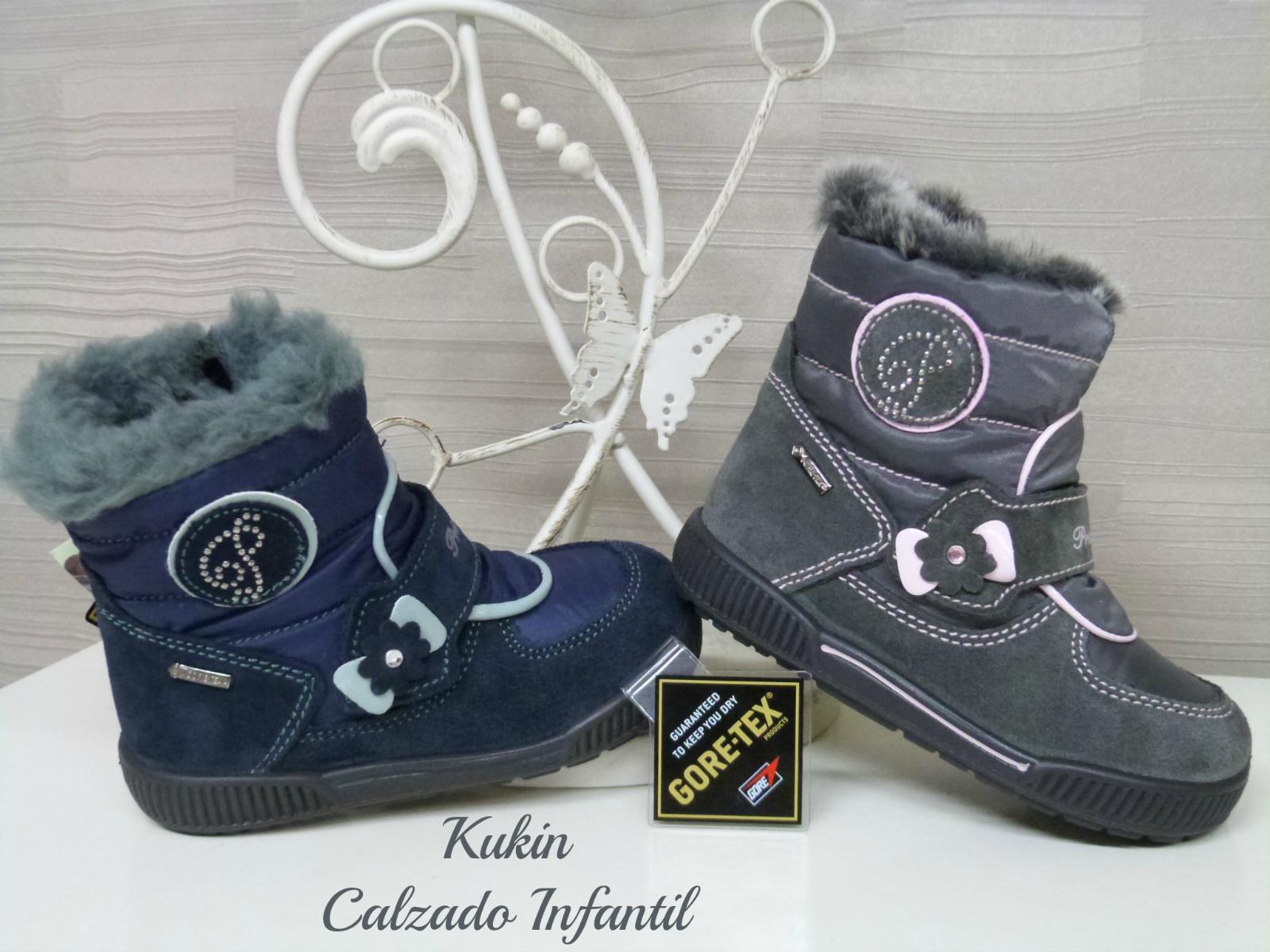meteorito lengua Extracción  Calzado infantil de gore tex - Kukin Calzado Infantil Blog