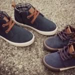 botas niño casual
