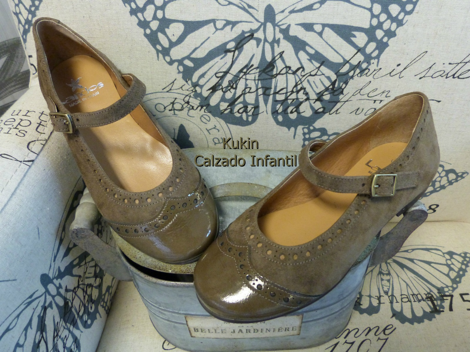zapatos baratos niña landos