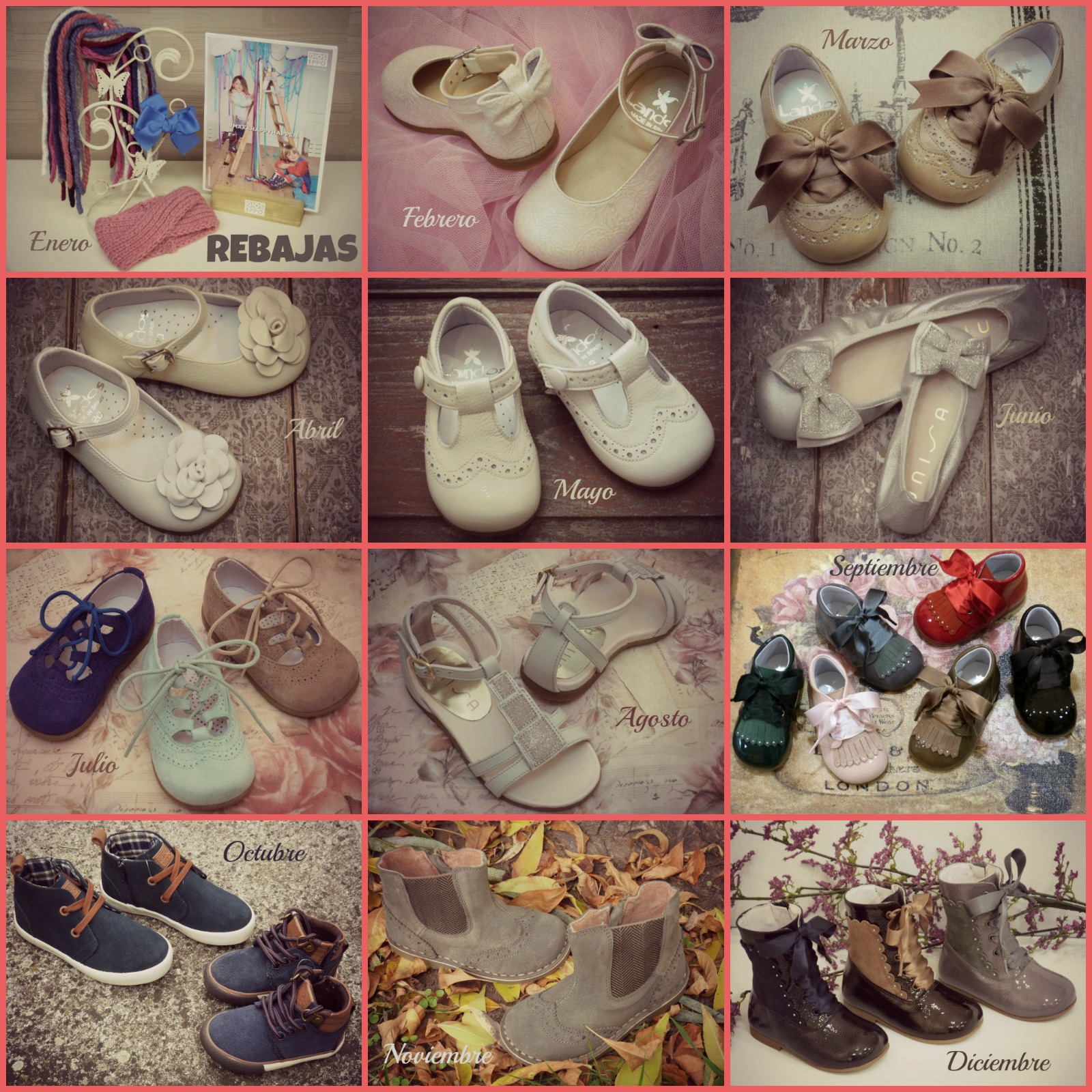 calzado infantil kukin