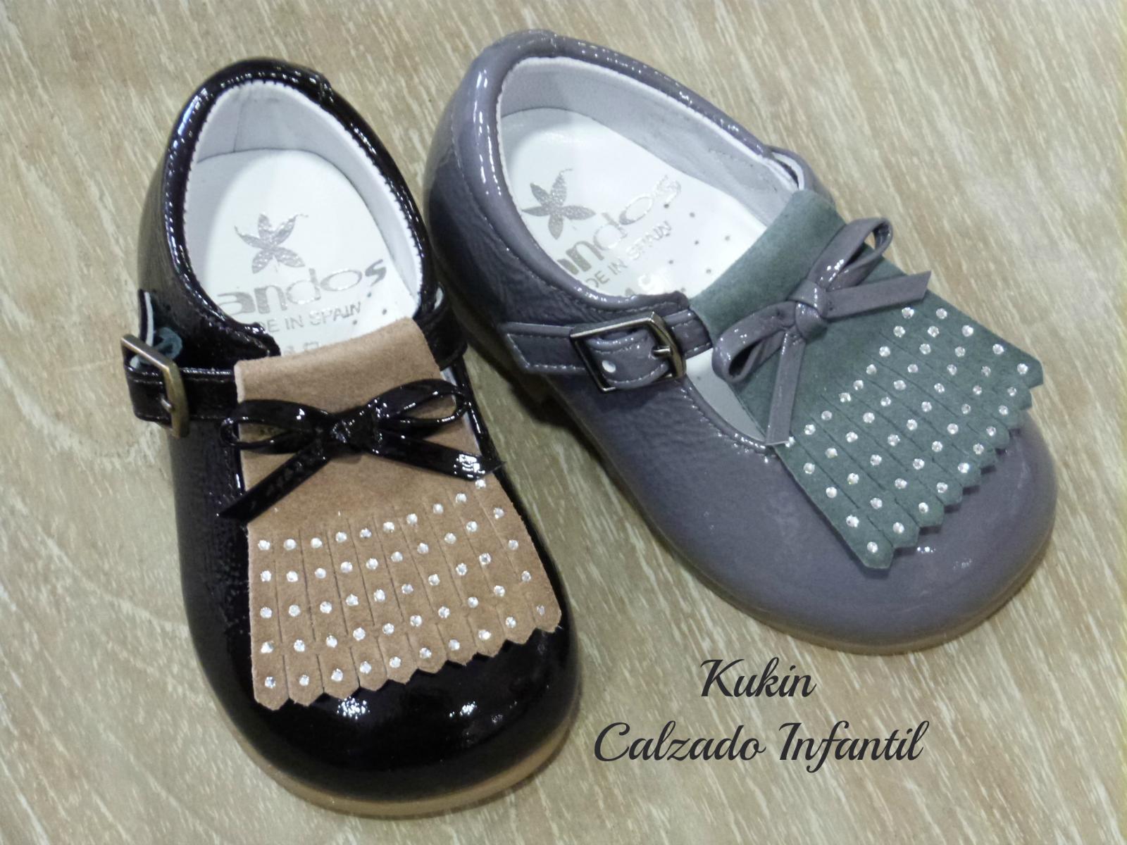 calzado infantil zapatos Landos