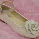 zapatos niña comunion
