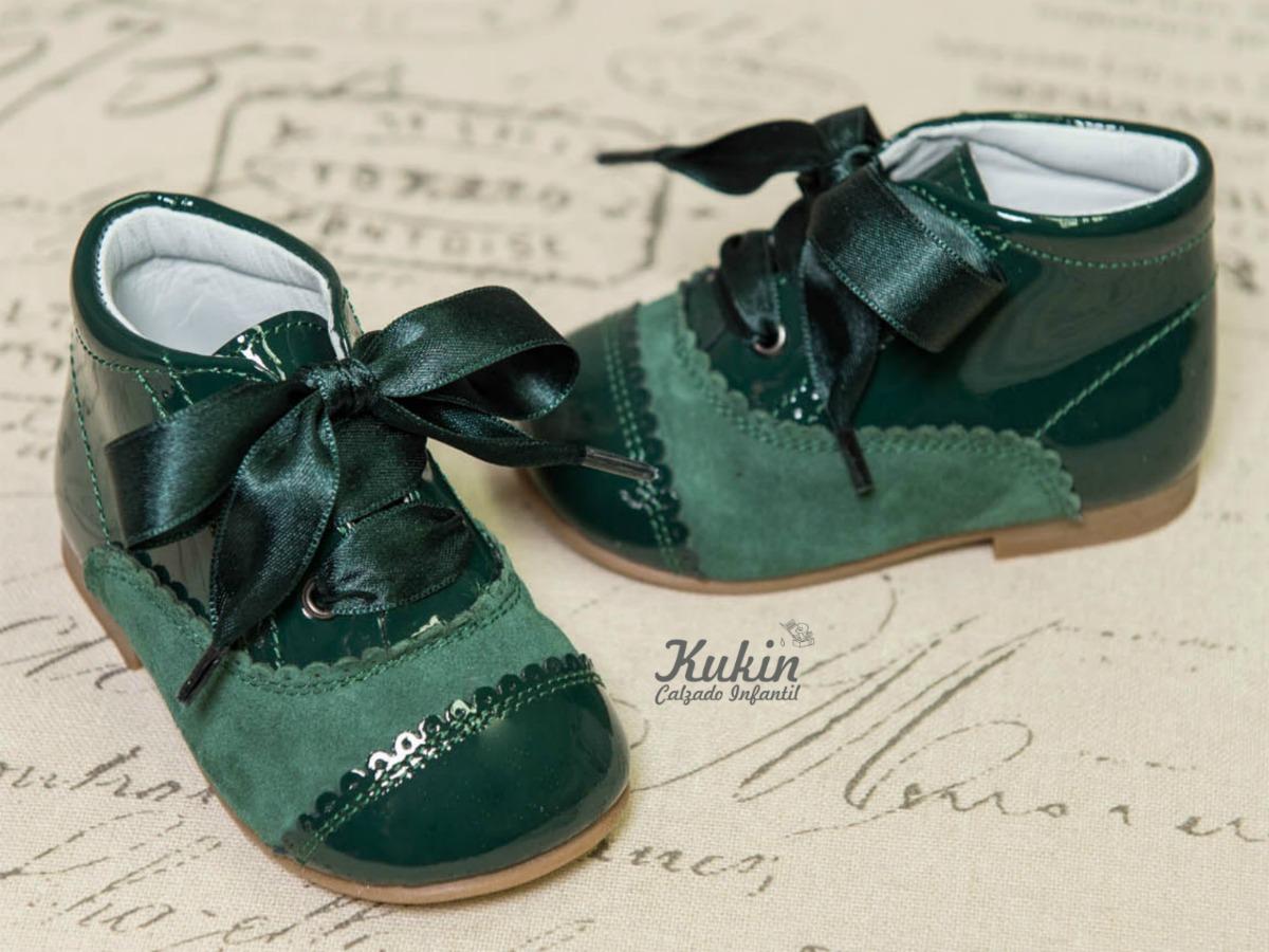 botas verde botella online