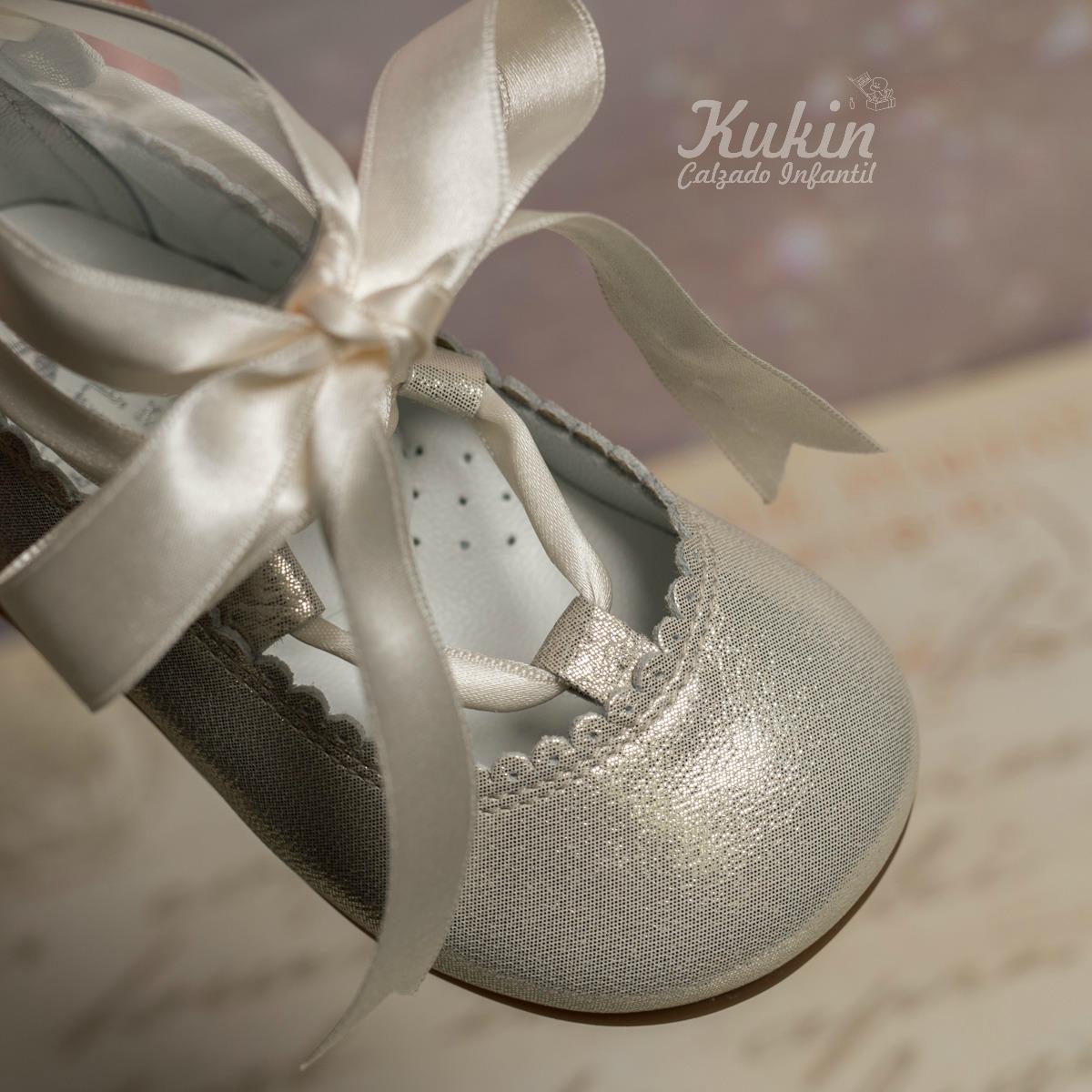 f05cf195d Zapatos de ceremonia para niñas - Kukin Calzado Infantil Blog