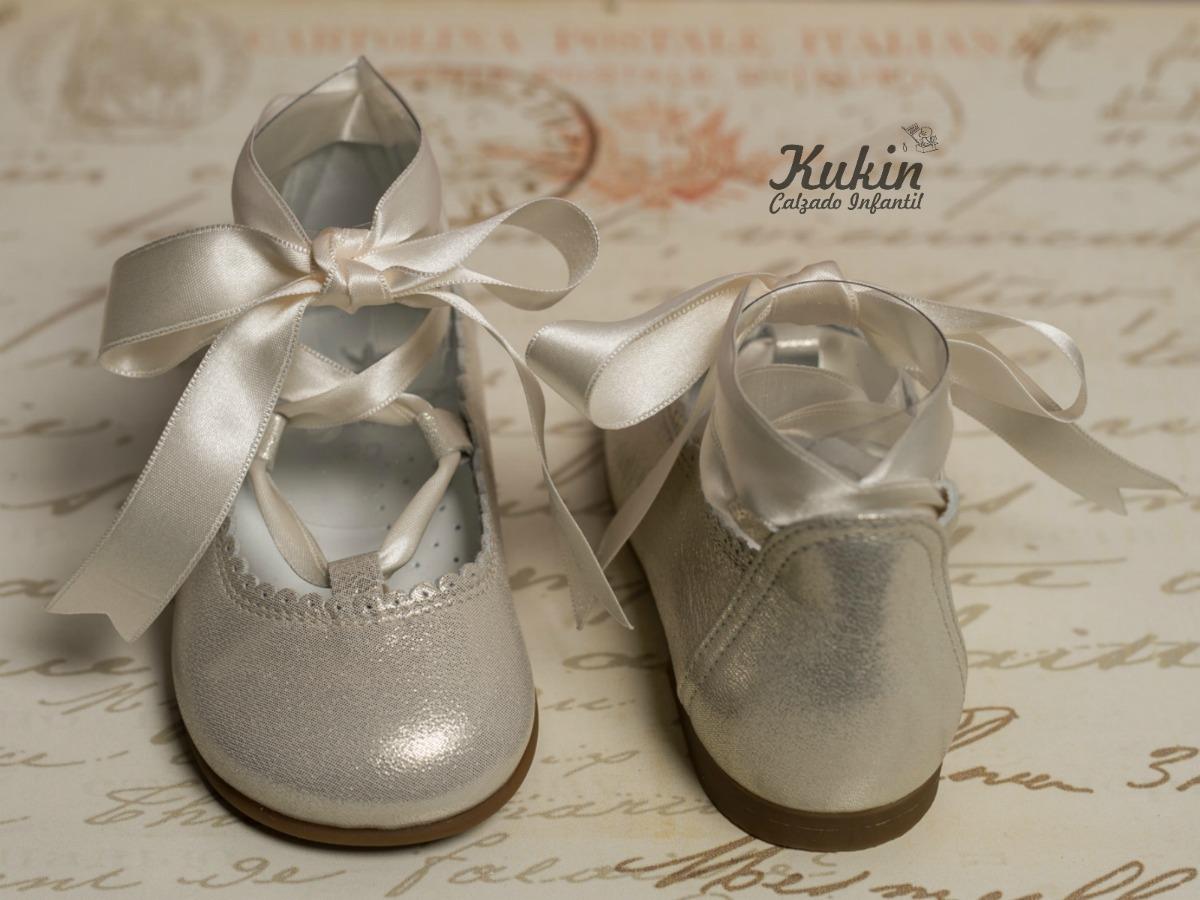 5e49bd57d3b Zapatos de ceremonia para niñas - Kukin Calzado Infantil Blog