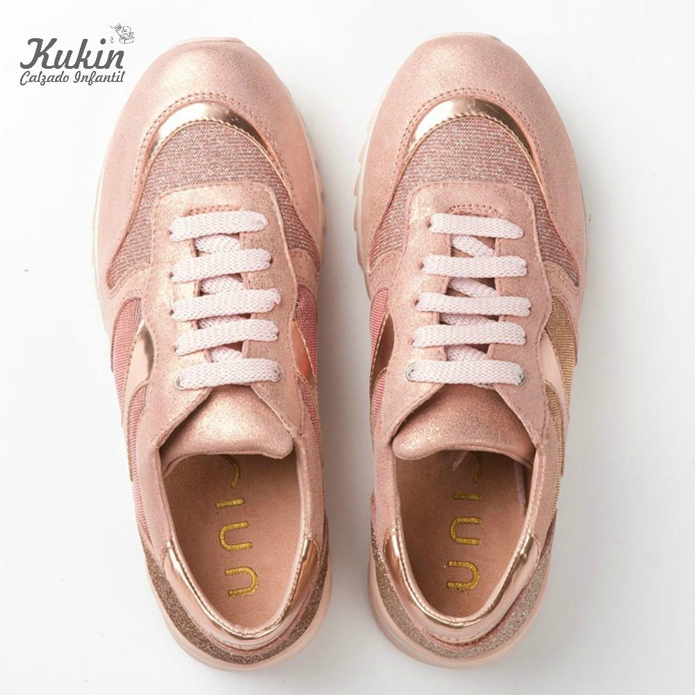 deportivos-rosas-niña