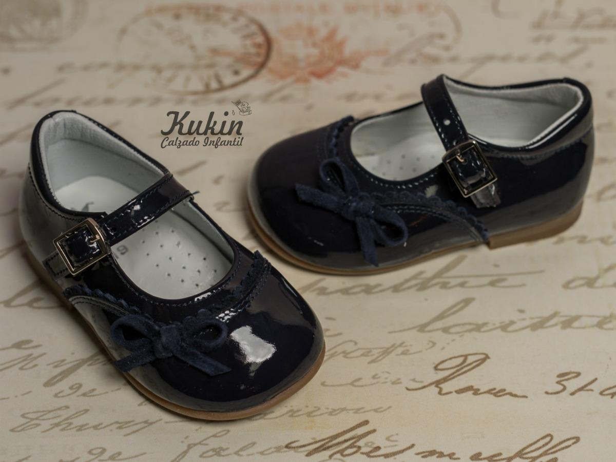 zapatos charol niña online