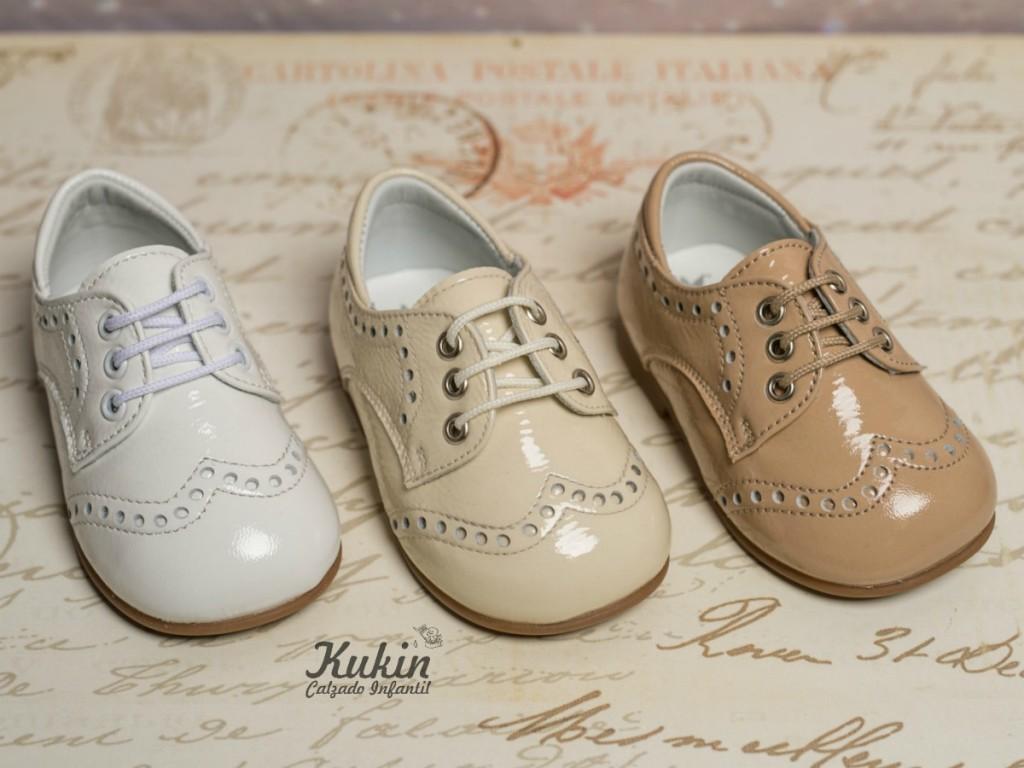 zapatos arras niño
