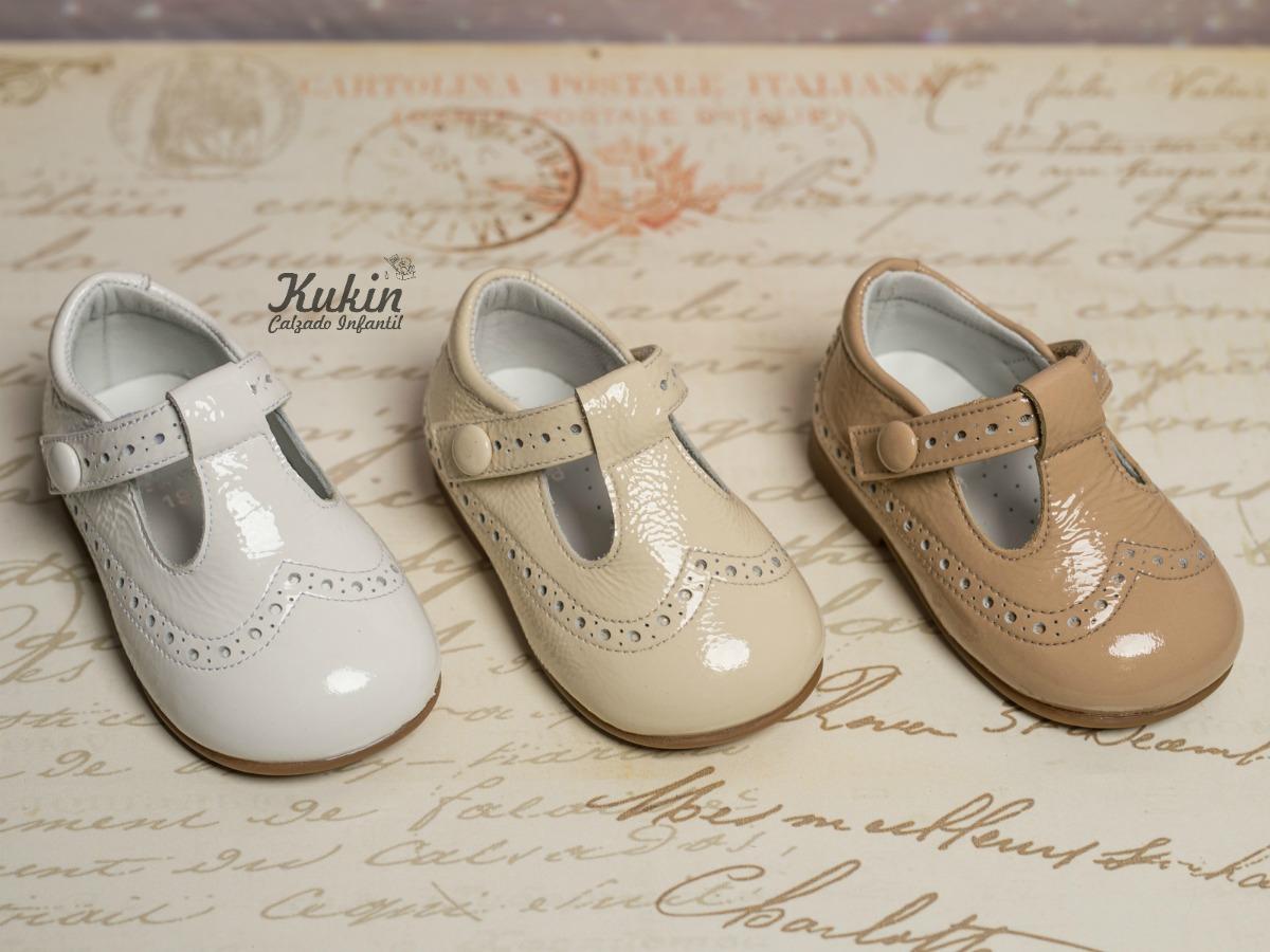 zapatos ceremonia niño