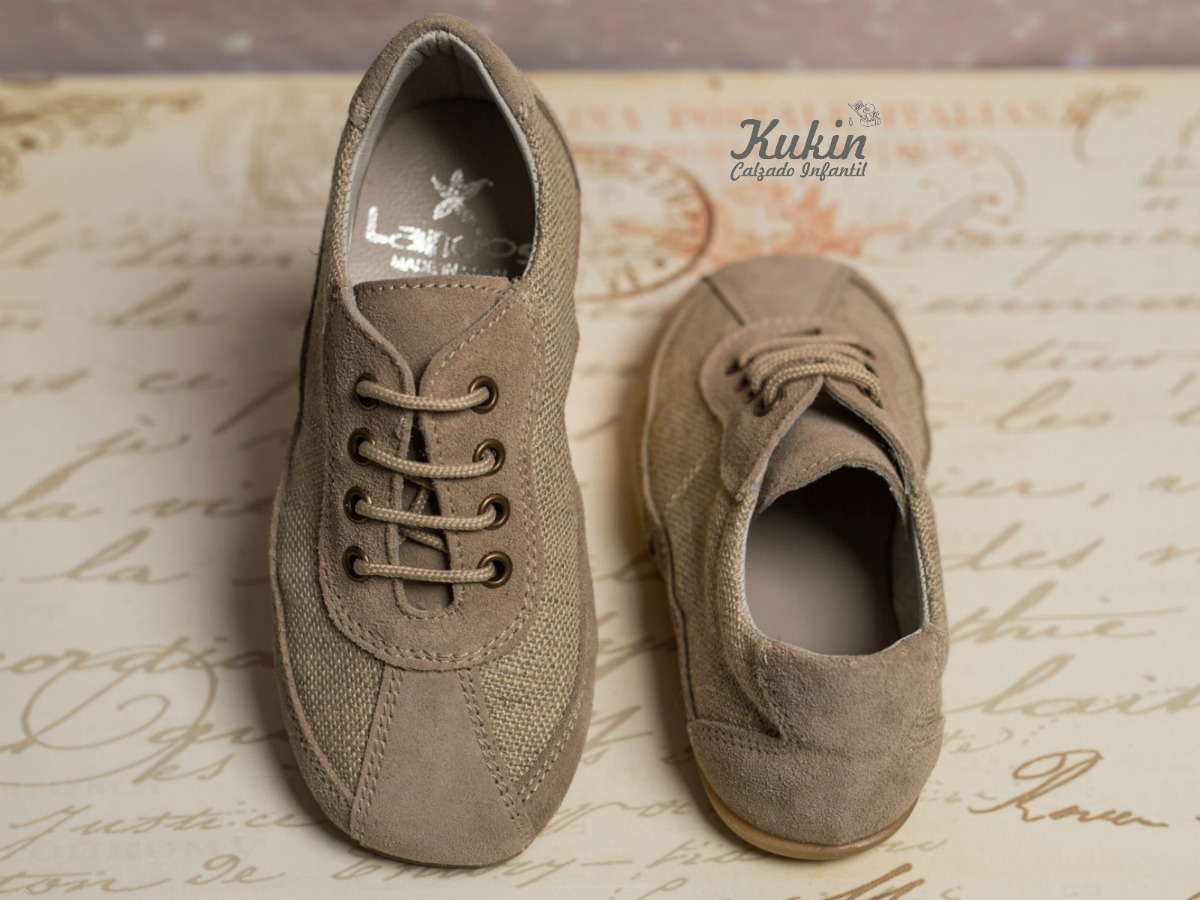 zapatos lino niño online