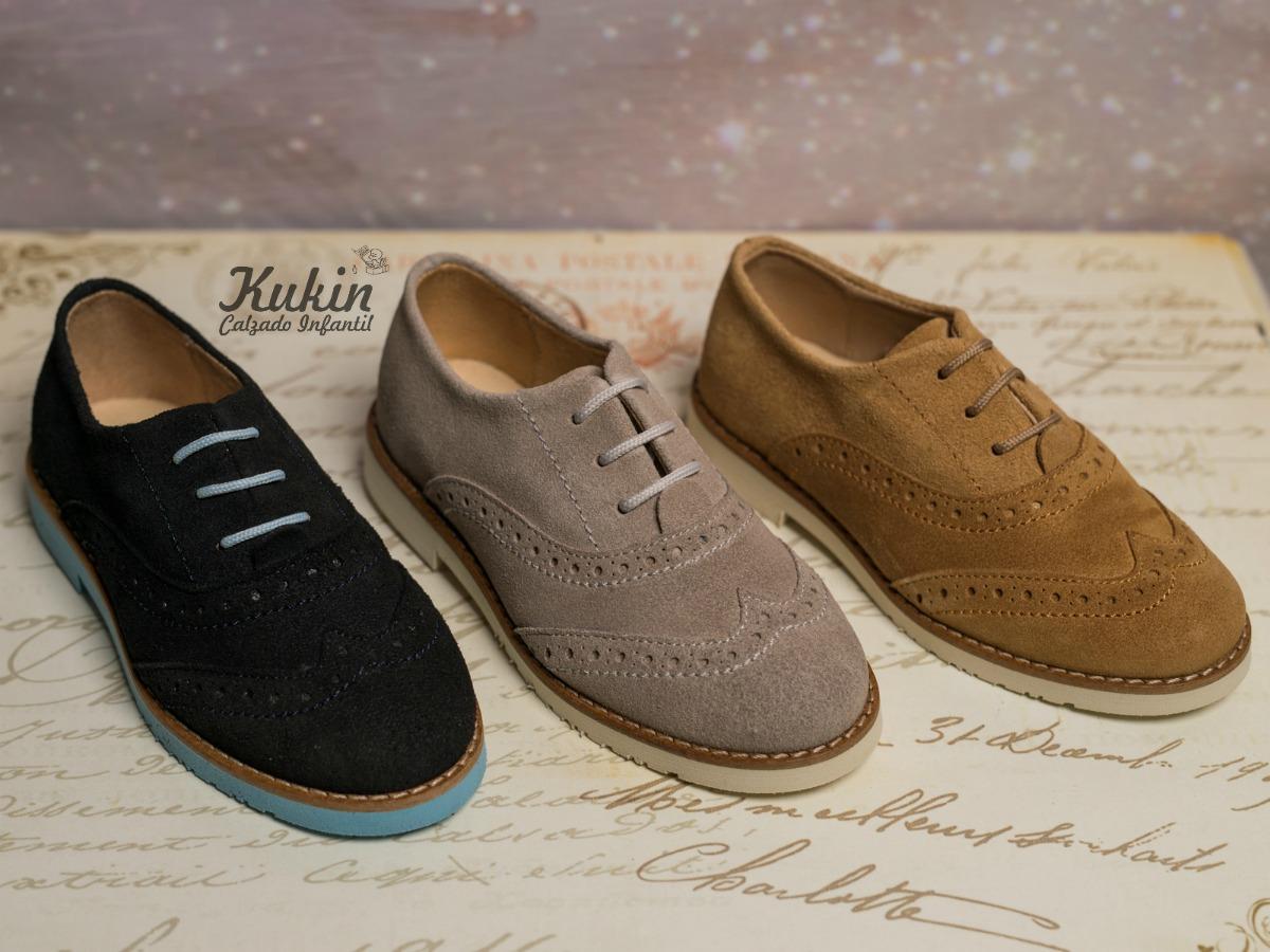 96fafb15b Zapatos de ceremonia para niños - Kukin Calzado Infantil Blog