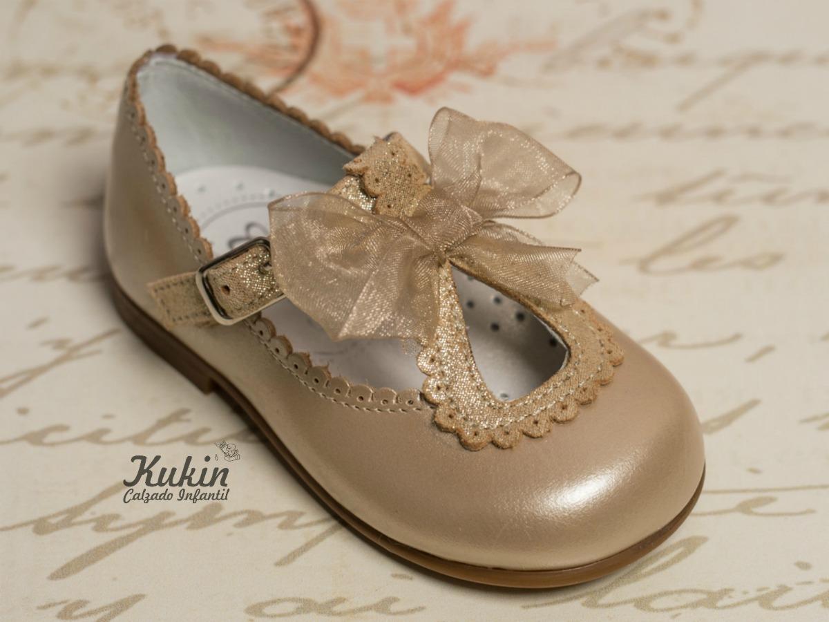 zapatos ceremonia niña