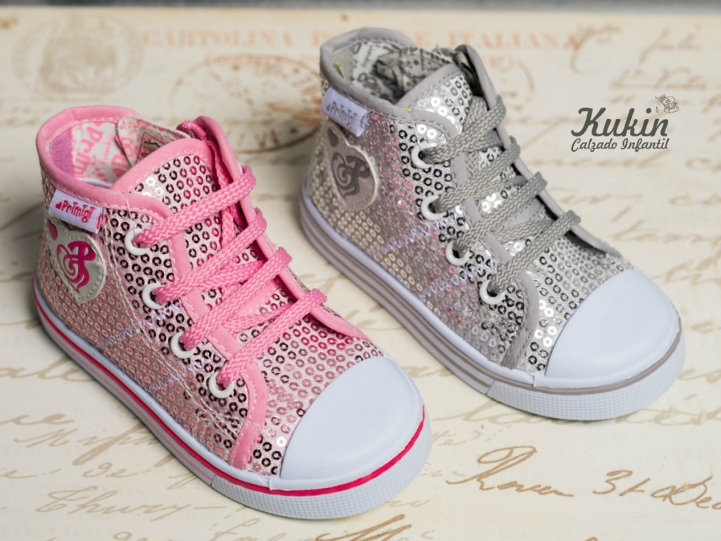 zapatillas niña primigi