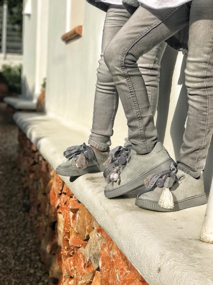 sneakers niña online