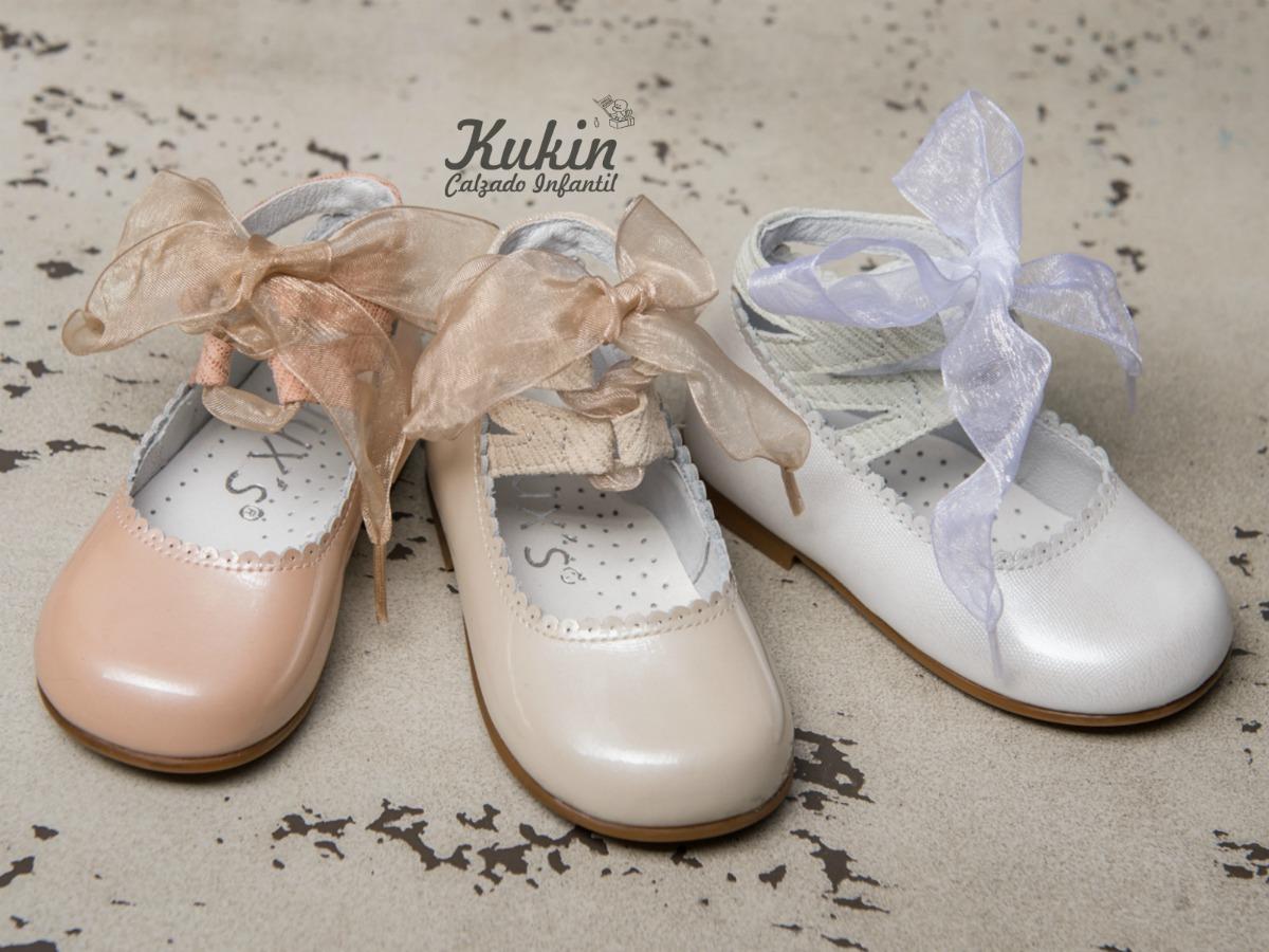 92a112a5a3a6e Zapatos ceremonia niña charol - Zapatos arras -Merceditas niña Gux´s
